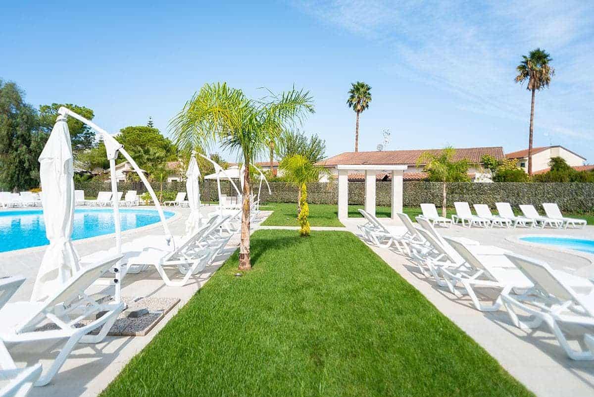 Residence Hotel con piscina a Sibari