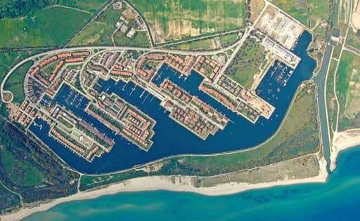 Porto Turistico Marina Laghi di Sibari