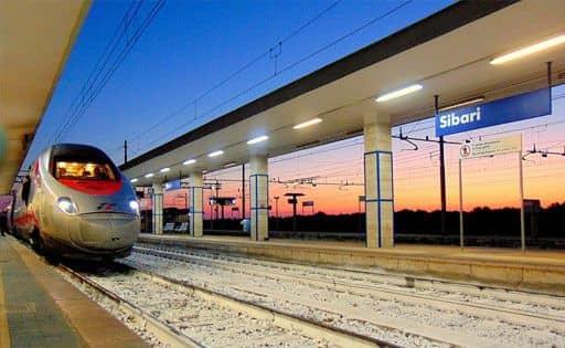 Stazione Ferroviaria di Sibari
